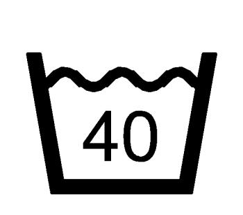 Maskinvask ved 40grader